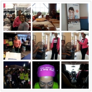 Foolishness + Race Day, BGR! Race to End Hunger September 2012