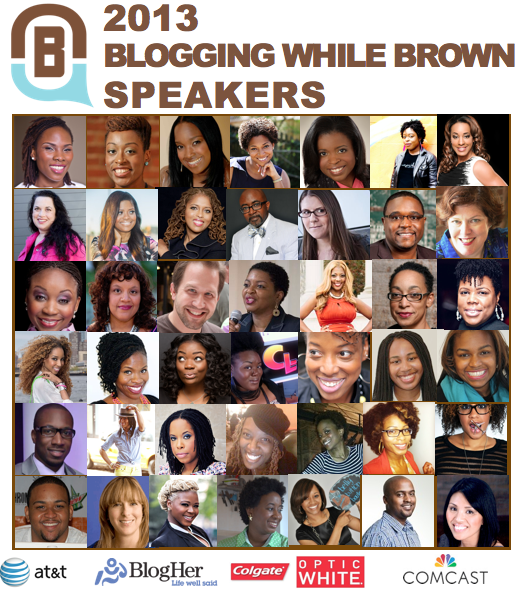 Blogging Brown